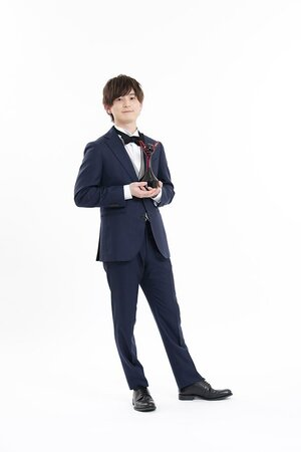 第15回「声優アワード」で、新人男優賞を受賞した伊藤昌弘さん