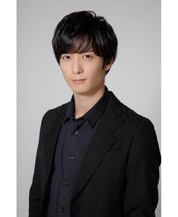 スナイパー仮面役を演じる梅原裕一郎さん
