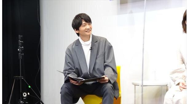 草摩由希を演じる島﨑信長さん