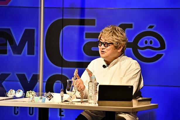 『機動戦士ガンダム00』監督の水島精二さん