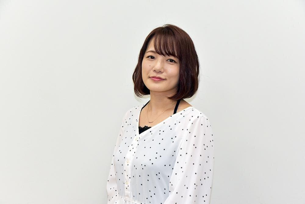 田辺百役を演じる高倉有加さん