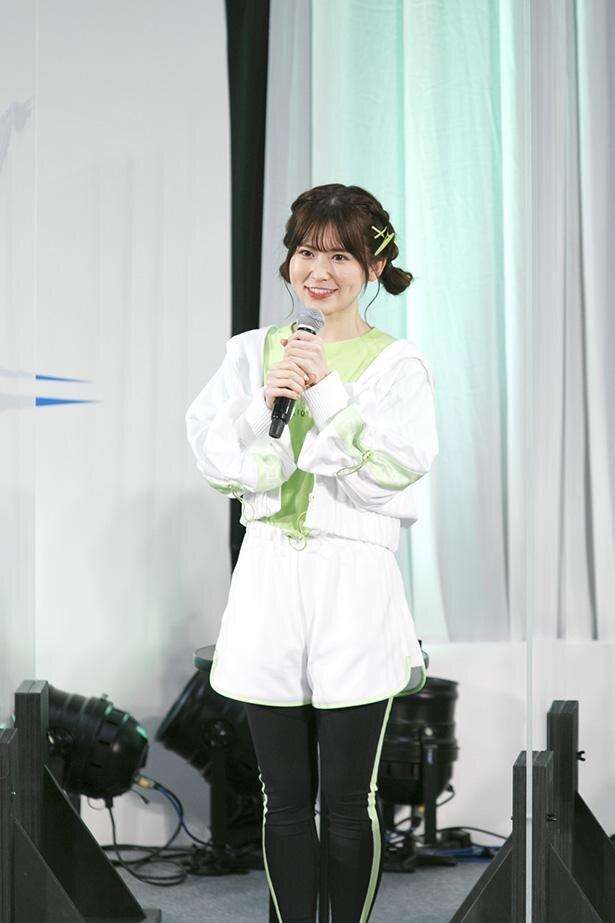 花井美春さん