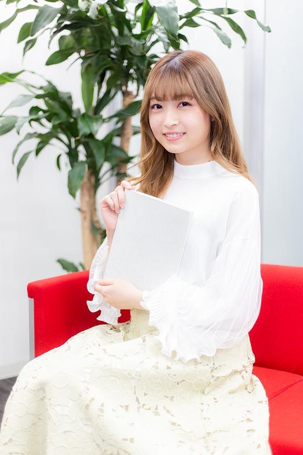 吉岡茉祐さん