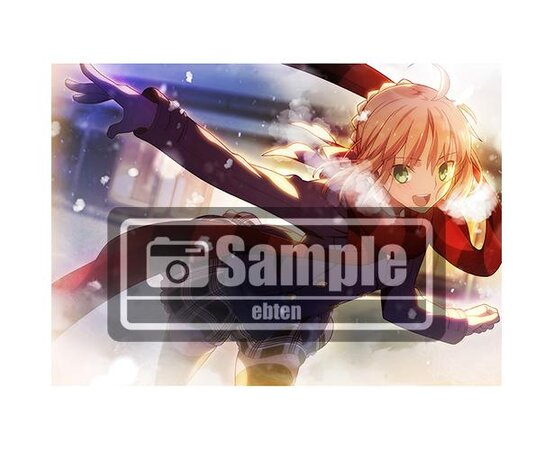 Fate/stay night」武内崇イラスト アクリルアートボード<セイバー>