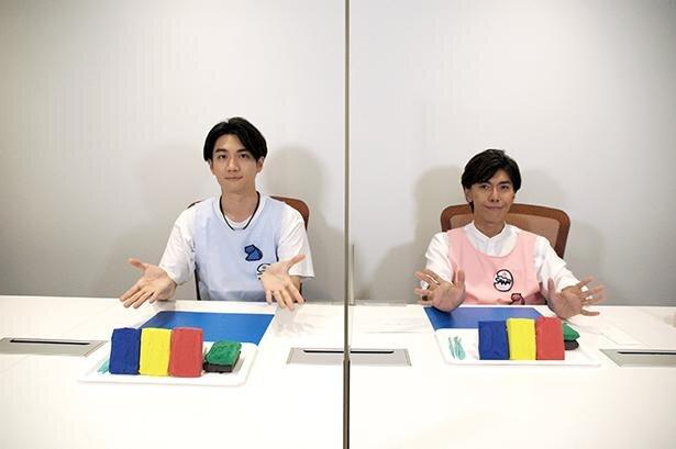 熊谷健太郎、佐藤拓也が出演する特別番組の収録現場レポート!