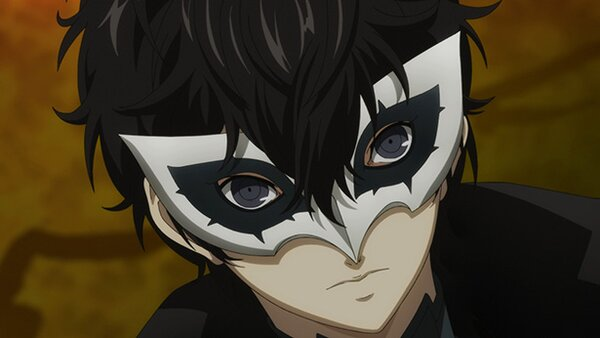 「PERSONA5 the Animation」第7話の先行カットが到着。斑目をターゲットにパレス潜入!