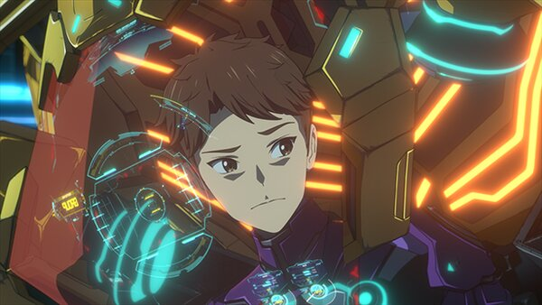 「revisions リヴィジョンズ」第8話の先行カットが到着。S.D.S.がリヴィジョンズ拠点へ!