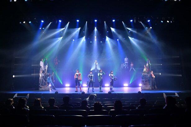 舞台「機動戦士ガンダム00 破壊による再生 Re:Build」のBlu-ray&DVDが7月26日に発売