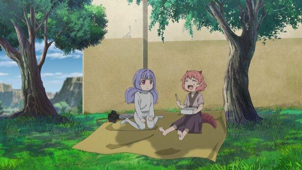 花子とイオアナの因縁はここから。あれ? なんか異世界系ファンタジーっぽい展開……
