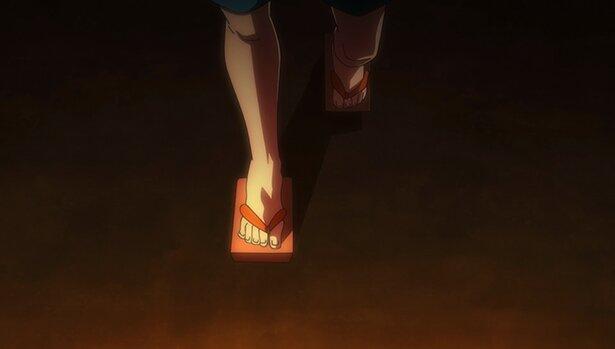 TVアニメ「ゲゲゲの鬼太郎」(第6期)最終話「見えてる世界が全てじゃない」より