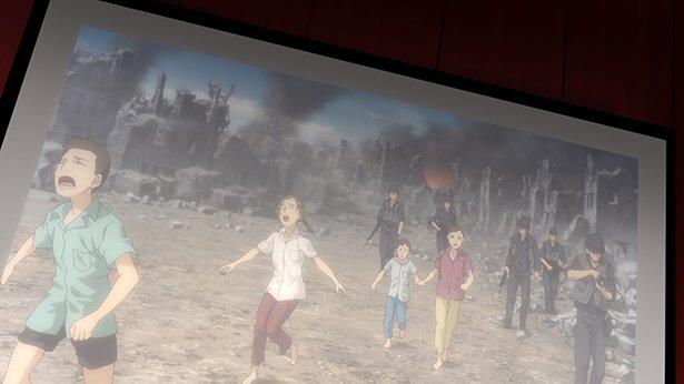 TVアニメ「プランダラ」第12話より