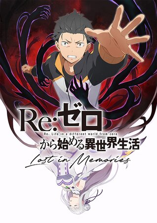 「Re:ゼロ」公式スマホゲームのタイトルが「Re:ゼロから始める異世界生活 Lost in Memories」に決定!