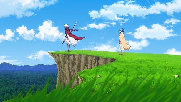 第18話よりアルシアの草原