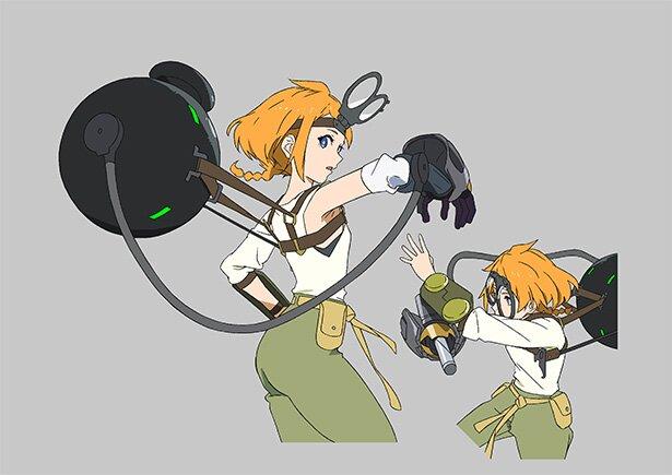 戦闘用装備