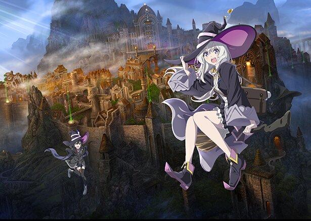 TVアニメ「魔女の旅々」 は2020年10月2日(金)より放送開始