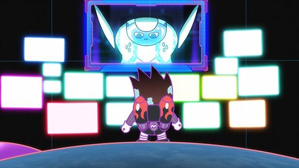 TVアニメ「デカダンス」より