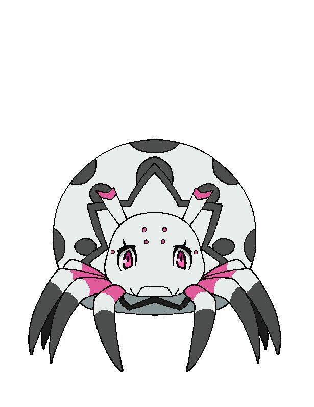 私(蜘蛛子)