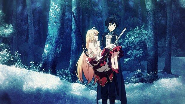 TVアニメ「キミと僕の最後の戦場、あるいは世界が始まる聖戦」より