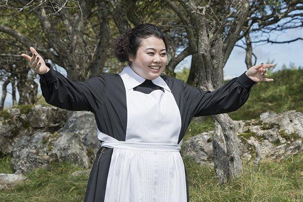 渡辺直美さんが演じるクローネ