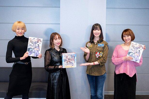 特典DVDには第3回妹ドラフト会議を収録。出演:小清水亜美さん、名塚佳織さん、五十嵐裕美さん、石田嘉代さん