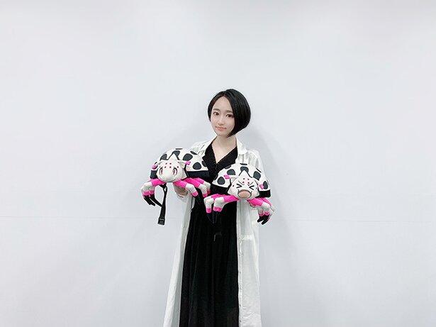 「私」(蜘蛛子)役を演じる悠木碧さん