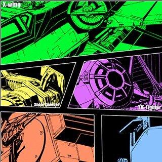 ArkPerformanceが描くスター・ウォーズ